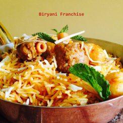 biryani franchise opportunities