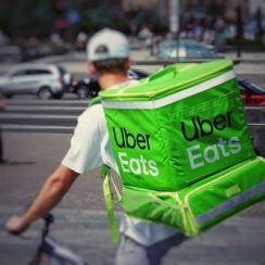uber eats registration